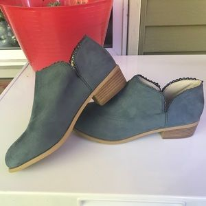 Soda Ankle Booties 39
